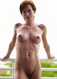 Yanna On The Balcony^new Nude City Erotic Sexy Hot Ero Girl Free